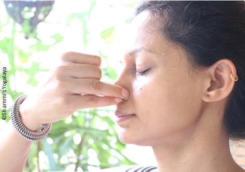 Yogic Kriya